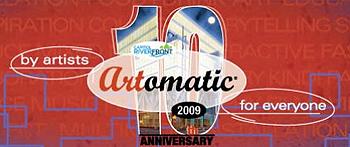 Artomatic 10th Anniversary Half-Banner