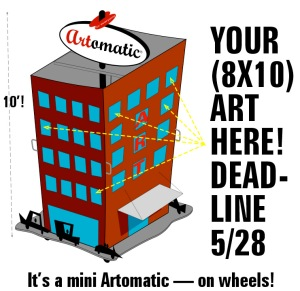 Artomatic Art Parade Entry